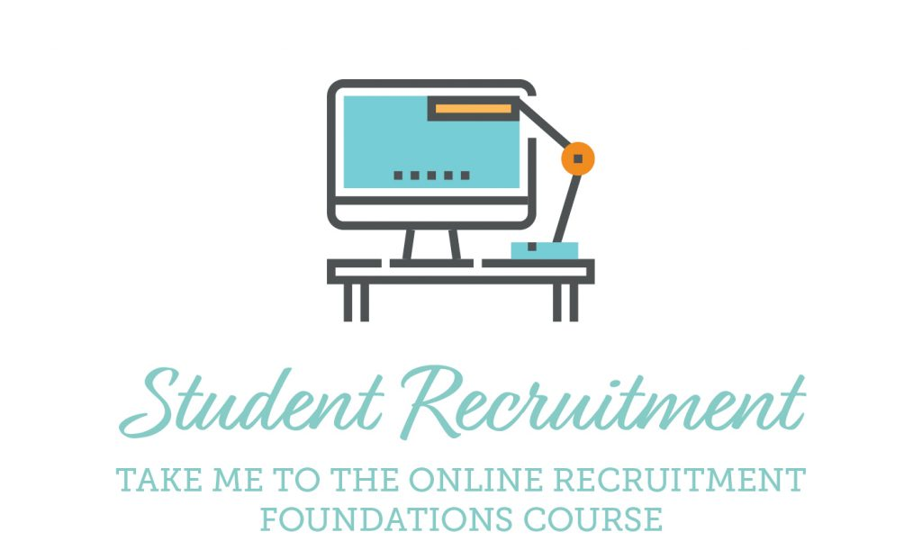 Student Recruitment course
