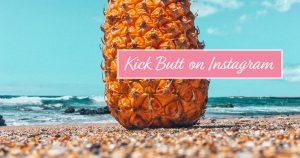 Kick Butt on Instagram-header