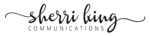 Sherri King Communications logo