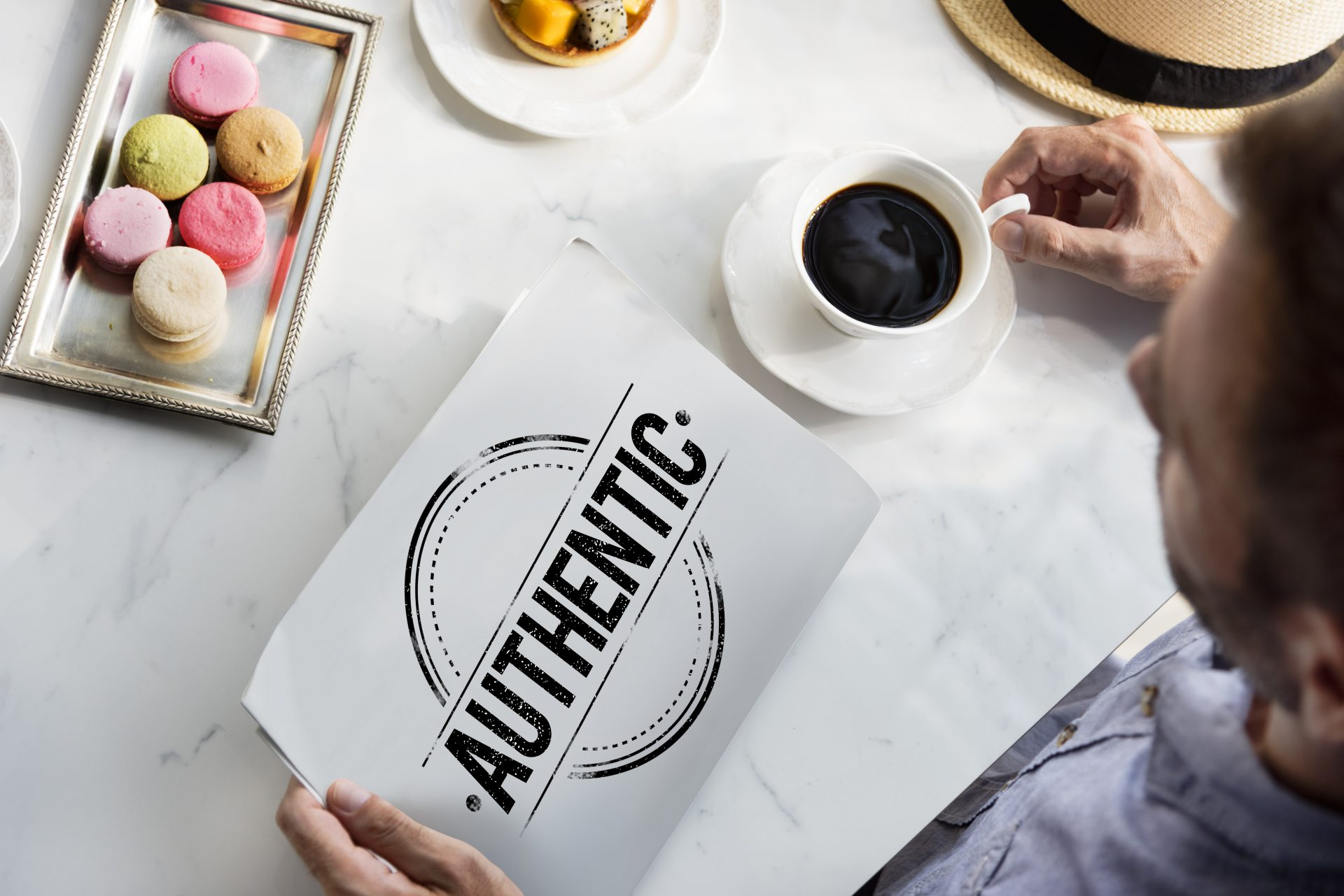 Being Authentic: Buzzword or Accurate Advice?