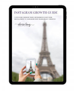 Instagram growth guide book