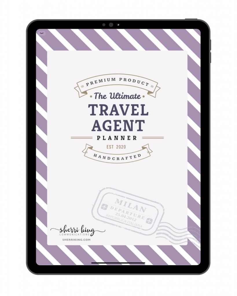 Travel agent planner